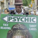 Seeing through a fake psychic