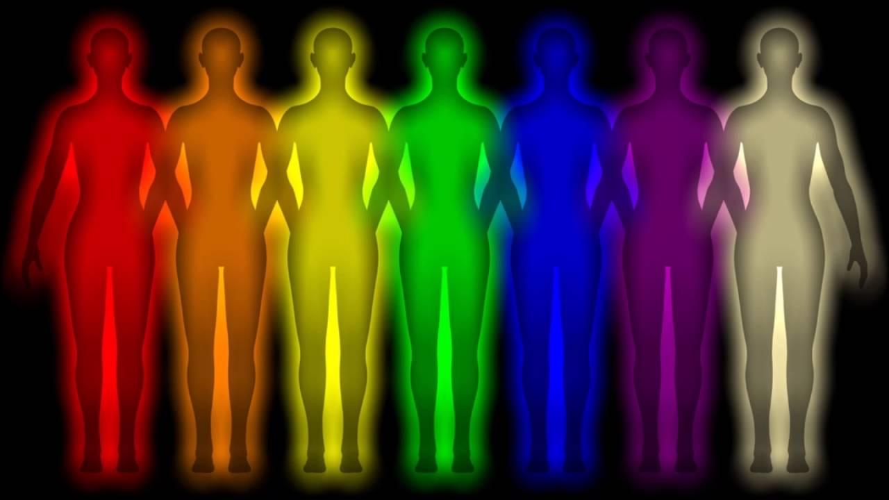 Ways of seeing Aura colors