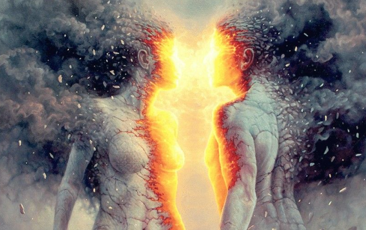 Twin Flame Pain
