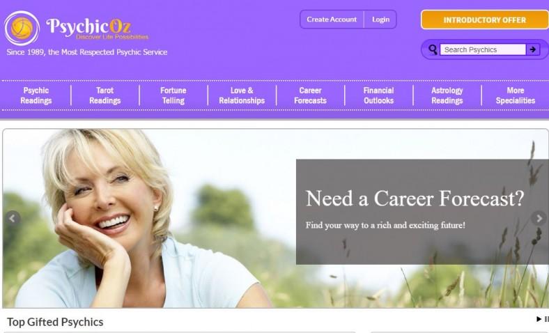 PsychicOz.com aka PsychicOz Psychic Reviews